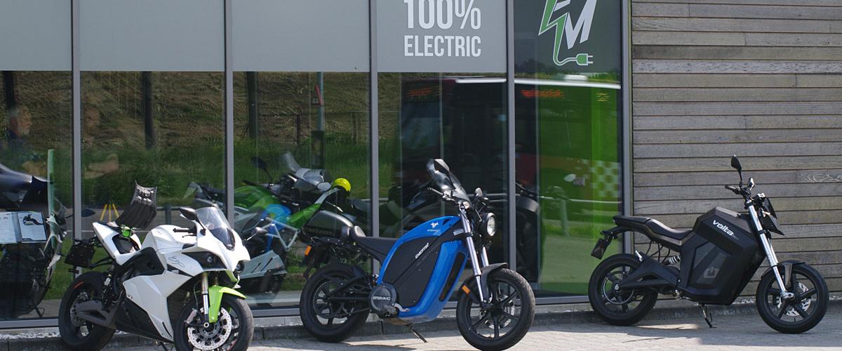 FEMA: Σε μια δεκαετία δεν θα μπορείς να αγοράσεις βενζινοκίνητη μοτοσυκλέτα